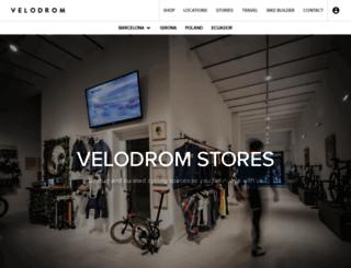 velodromstudio.com screenshot