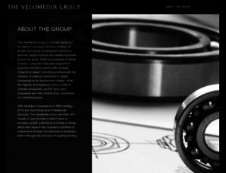 velomedia.com screenshot