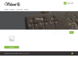 velsunt.com screenshot