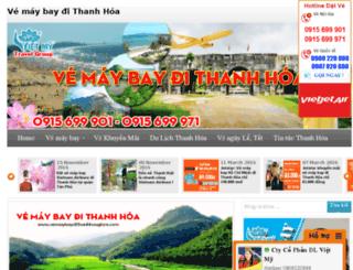 vemaybaydithanhhoagiare.com screenshot
