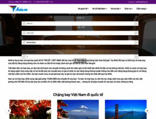 vemaybayonline.net.vn screenshot