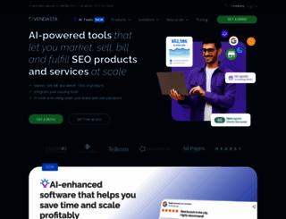vendasta.com screenshot