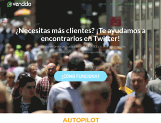 venddo.com screenshot