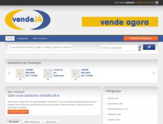vendeja.com.br screenshot