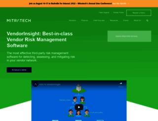 vendorinsight.com screenshot