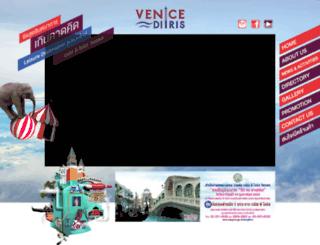 venicediiris.com screenshot