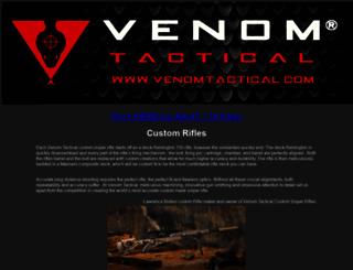 venomtactical.com screenshot