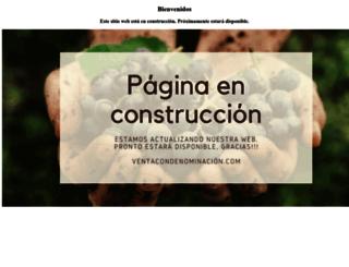 ventacondenominacion.com screenshot
