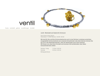 ventil-schmuck.de screenshot