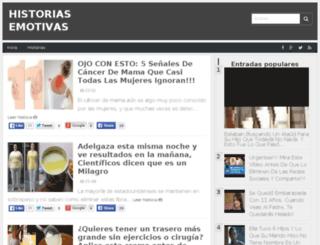 venuestrashistorias.blogspot.pe screenshot