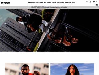 venum.com screenshot