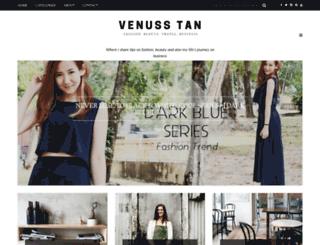 venusstan.com screenshot