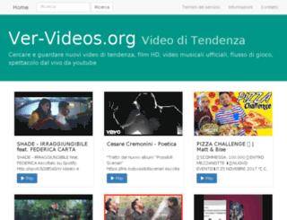 ver-videos.org screenshot
