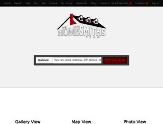 vera.homesmiths.com screenshot