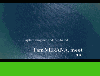 verana.com screenshot
