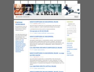 veranime.wordpress.com screenshot