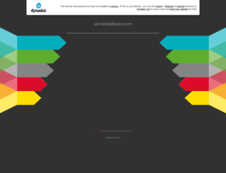 verdadeforex.com screenshot