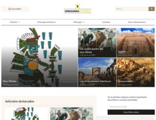 verdaderahistoria.com screenshot