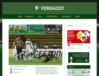 verdazzo.com.br screenshot