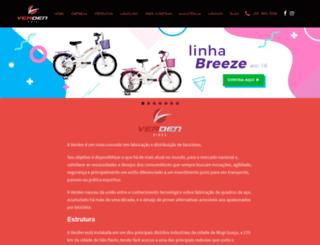 verdenbikes.com screenshot