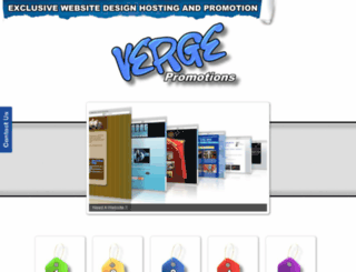 verge-promotions.com screenshot