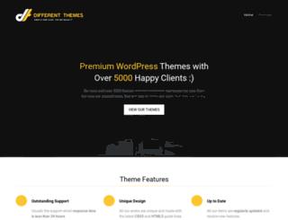verindus.different-themes.com screenshot