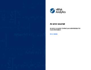 verisk.sharepoint.com screenshot
