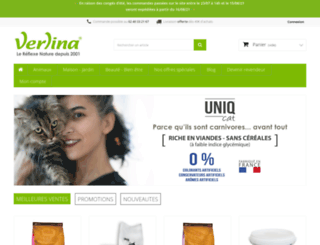 verlina.com screenshot