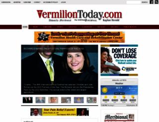 vermiliontoday.com screenshot