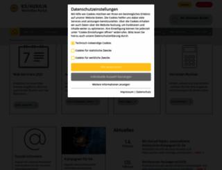 vermittler.ks-auxilia.de screenshot