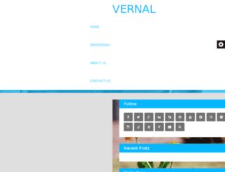 vernal-gbj.rhcloud.com screenshot