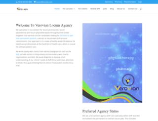 verovian.com screenshot