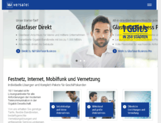 versalab.de screenshot