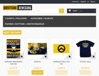 versand.iboesterreich.at screenshot