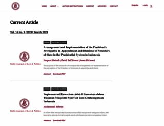 versita.com screenshot