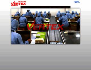 vertex-jp.net screenshot