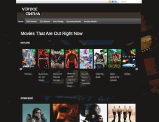verticecine.com screenshot