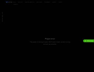 vertizedigital.com screenshot