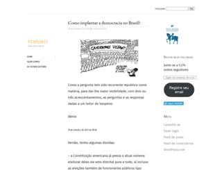 vespeiro.com screenshot