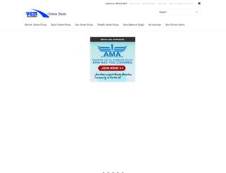 vesspropellers.com screenshot