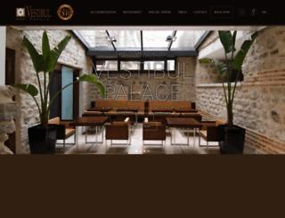 vestibulpalace.com screenshot