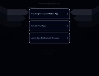 vestidosdegorditas.com screenshot