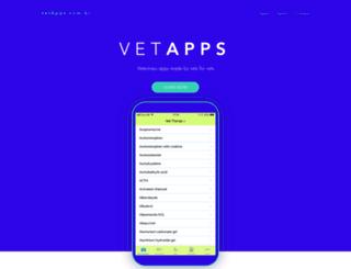 vetapps.com.br screenshot