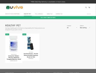 vetionx.com screenshot