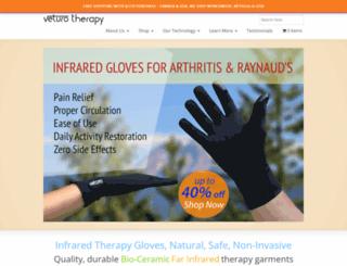veturotherapy.com screenshot