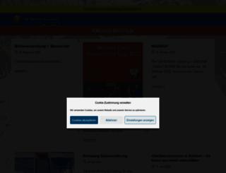vfb-burbach.de screenshot