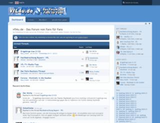 vfl4u.instinske.de screenshot