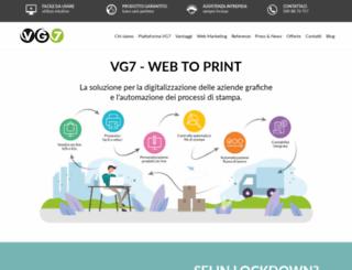 vg7.it screenshot