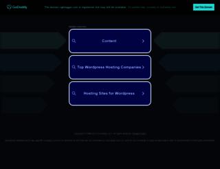vgblogger.com screenshot