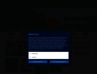 vhs-hd.de screenshot